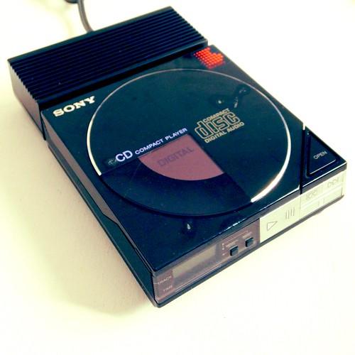 Neo's Retro Gadget: Sony Discman D-5