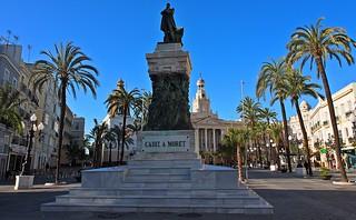 Image of Cadiz a Moret.
