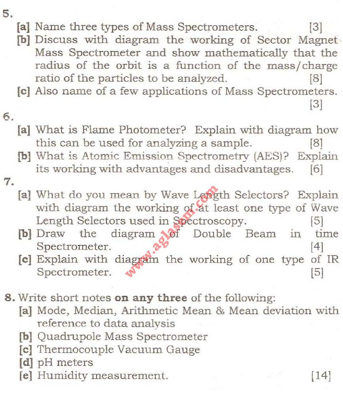 NSIT Question Papers 2008 – 5 Semester - End Sem - IC-302