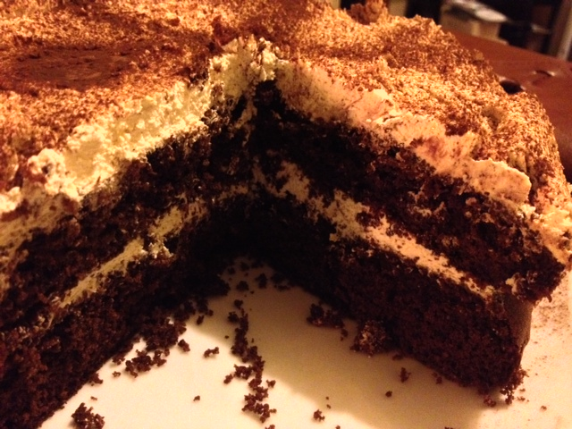 Mary Berry Coffee And Walnut Cake