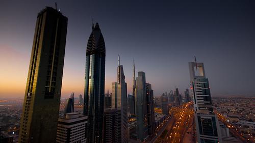 sunrise dubai uae sheikhzayedroad sheratonfourpoints downtowndubai burjkhalifa sonydslra65