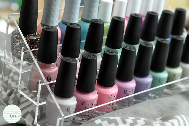 nail polish rack spring 2013 rottenotter blog 3