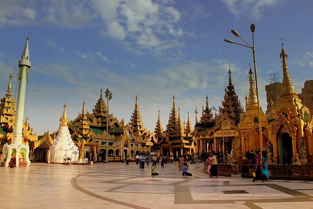 Is Burma Safe To Travel Through