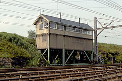Barnsley Junction signal box