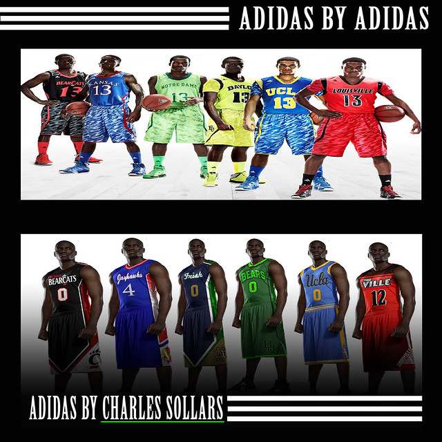 Adidas Do You Accept The Challenge