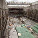 The bottom of the pit by WSDOT