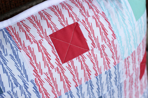 Be Squared Pillow Tutorial by Jeni Baker