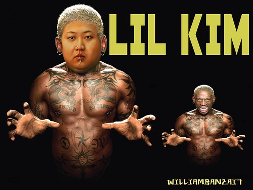 LIL KIM II by Colonel Flick/WilliamBanzai7