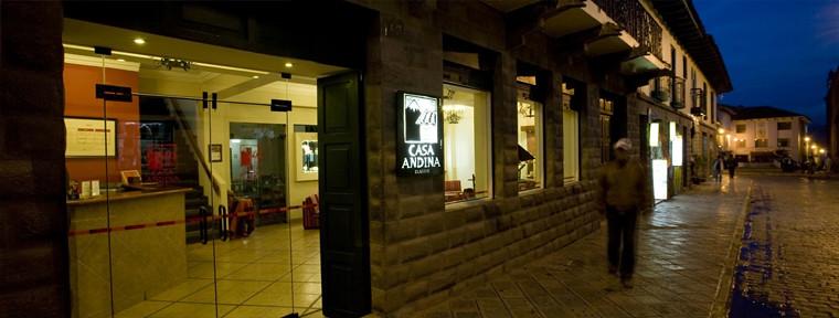 Hotel casa andina classic cusco catedral hotel casa for Casa andina classic cusco plaza cusco