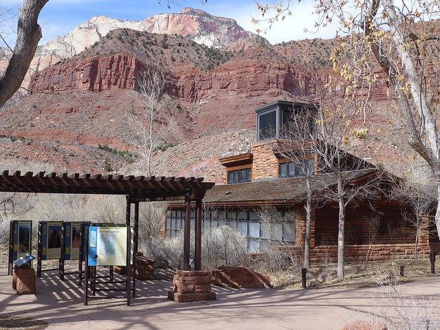 Zion Visitors Center