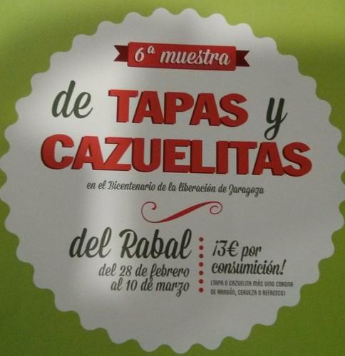 Zaragoza | Café del Marqués | Cartel