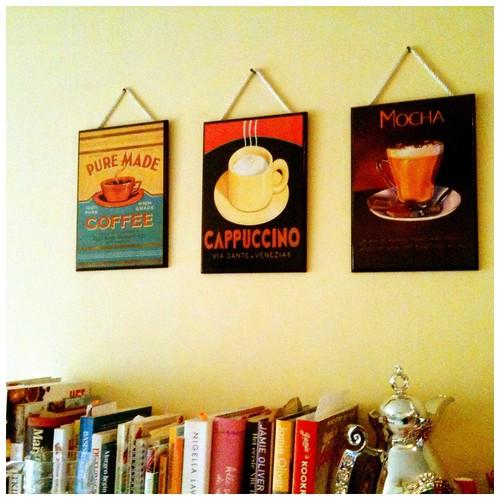 Cookbooks & Coffee