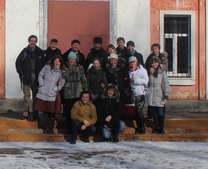 В Рыбинске. Выездной миссионерский семинар 7-10 марта 2013