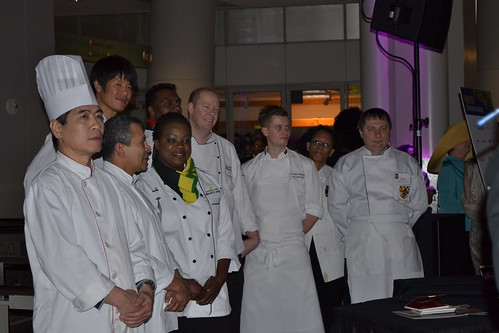 All of the Embassy Chefs