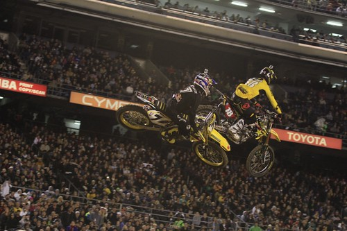 James Stewart - San Diego SX