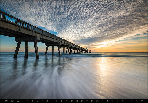 ocean morning sea sun beach water sunrise coast pier movement nikon waves florida miami atlantic fl deerfieldbeach flowing bocaraton ftlauderdale fishingpier daveallen southflorida d800 southfl mygearandmegold mygearandmediamond