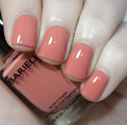 Barielle Orange Parfait