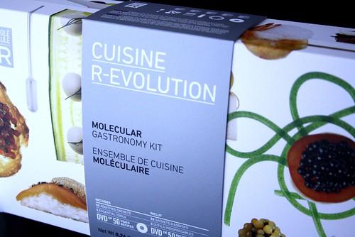 Cuisine R-Evolution\'s Molecular Gastronomy Kit - Suzie The Foodie