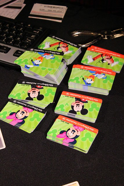 MyMagic+ Walt Disney World annual pass RFID upgrade