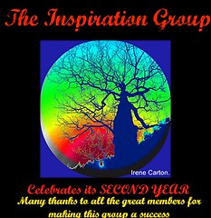 The Inspiration Group Celebrates its second year on flickr