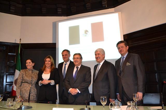 Apertura Oficial del Consulado Honorario de México en Sevilla
