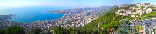 city sea panorama lebanon mer mountain montagne golf panoramic calm beirut paysage ville liban landcape panoramique لبنان baie harissa jounieh منظر بيروت طبيعة بحر جبل شجر beirouth تلة خليج jouniehbay جونيه حريصا حاريصا كسروان jouniehgolf جونجونيه خليججونيه