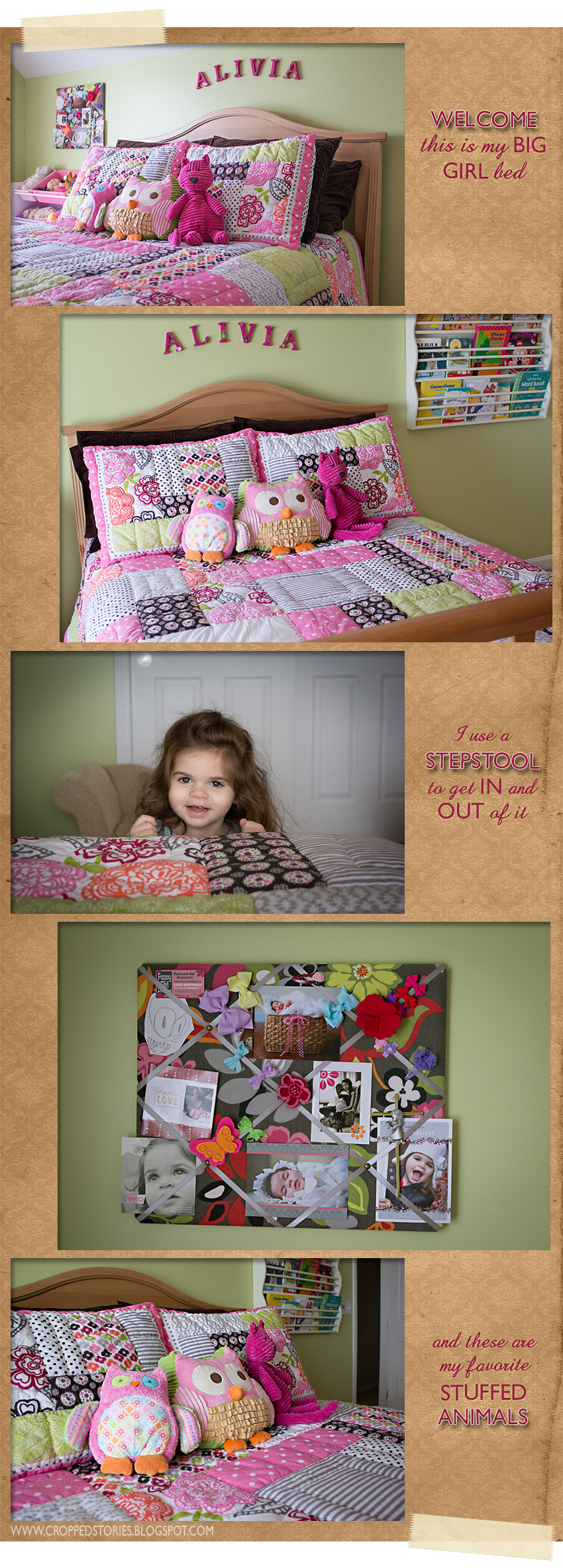 Big Girl Bedroom 032713