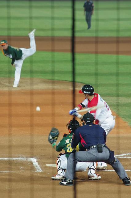 2013中華職棒開幕賽 Lamigo VS 統一