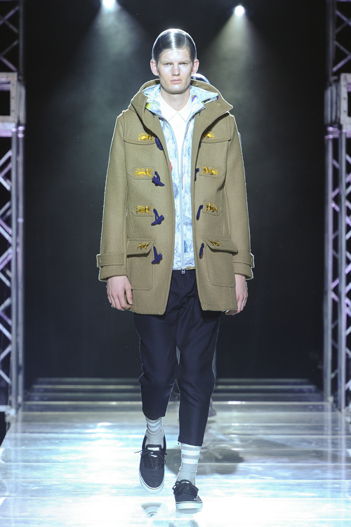 FW13 Tokyo yoshio kubo038_Matt King(Fashion Press)
