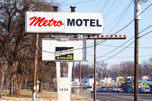 Metro Motel Nashville Tn