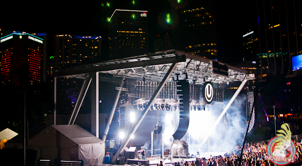 Boys Noize @ Miami Ultra Music Fest 2013