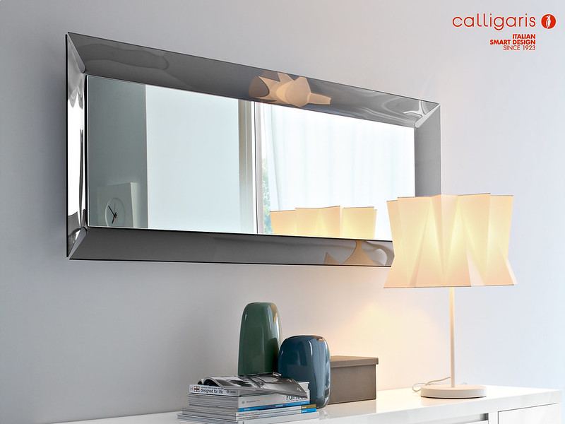 arredare con gli specchi calligaris italian smart design