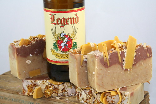 Legend Beer Soap - The Daily Scrub (34)
