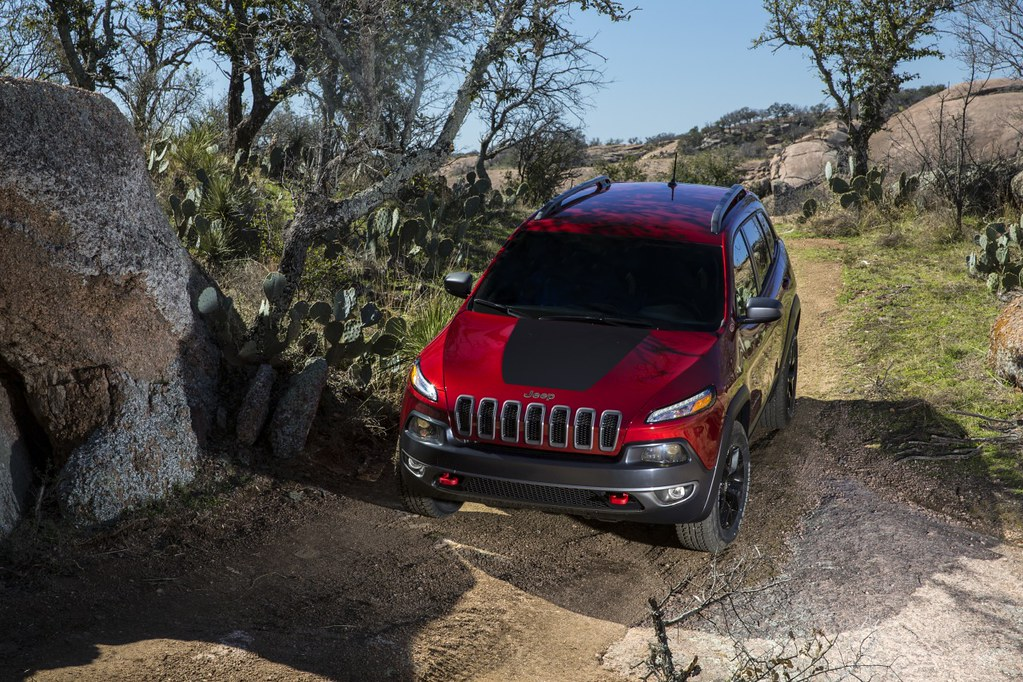 Jeep® Raises The Bar With Legendary Benchmark Capability, World Class  On Road Dynamics, Fuel Economy Up To 31 Mpg, Revolutionary Jeep Design With  World  ...
