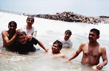 Biswajit, Subherjit, Subhadip, Joy, Apurba & Subhasish
