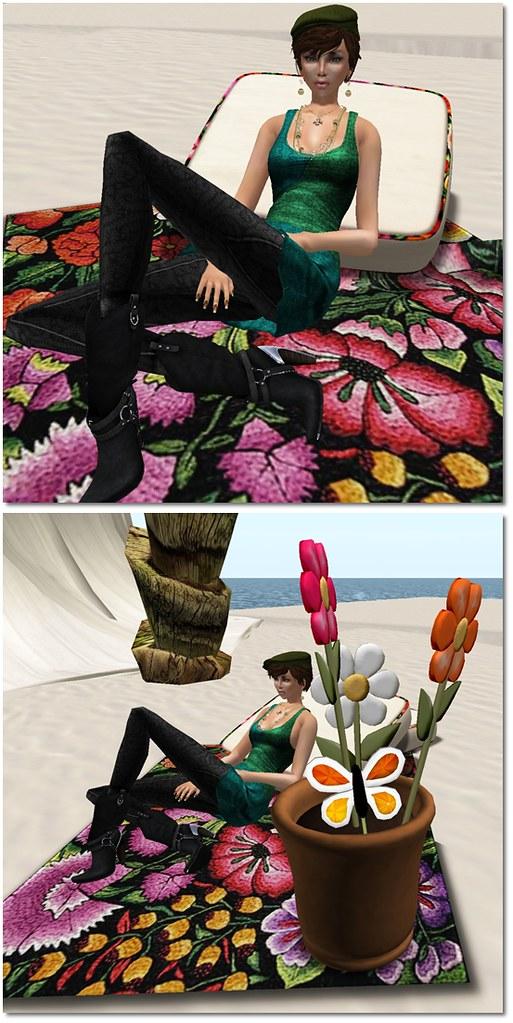 Spring Fling  - Quandary feat Senzafine & Zinnias