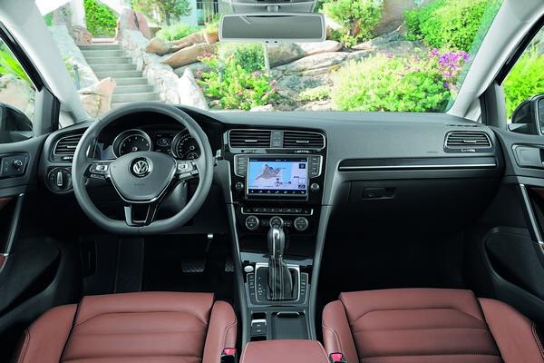 VW Golf 7 2013