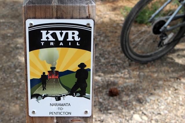Okanagan Valley Bike Trail