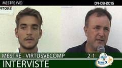 Mestre - Virtus V. del 04-09-16