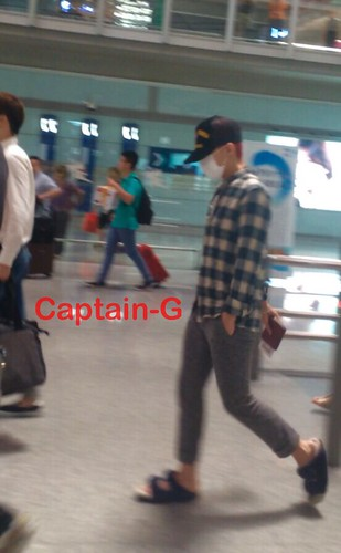 Big Bang - Beijing Airport - 07jun2015 - Captain G - 01