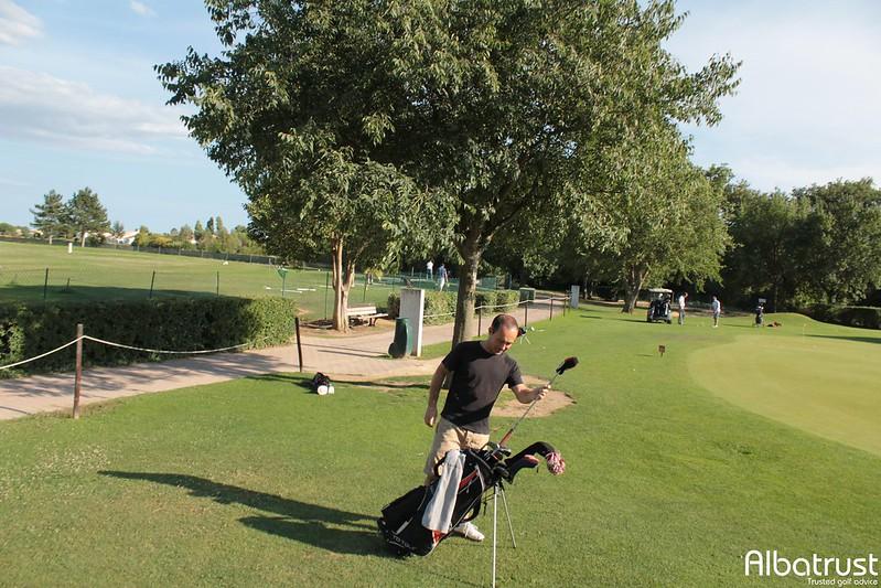 photo du golf Golf de Montpellier Massane - Parcours
