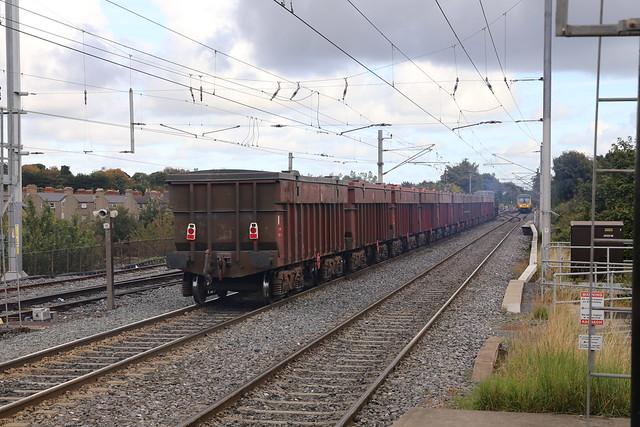 Northern line looking north.