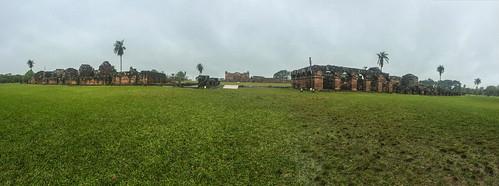 Trinidad: les ruines de la mission jésuite