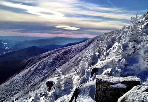Cannon Mt. Winter Hike