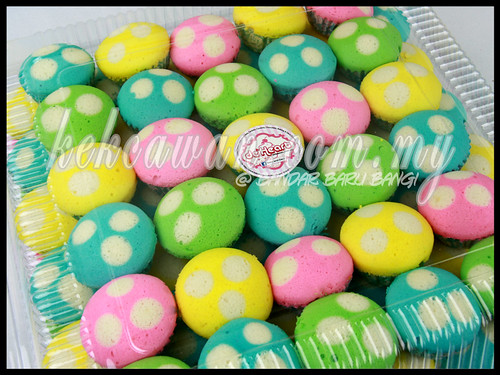 Apam Polkadot for Aqiqah
