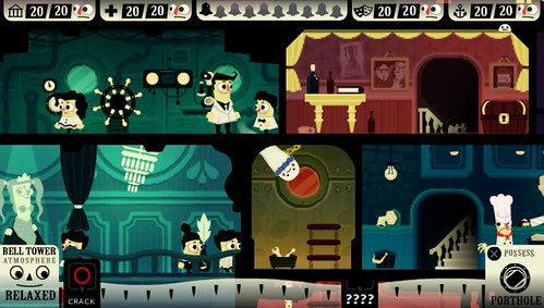 ship - Haunt the House: Terrortown for PlayStation Mobile