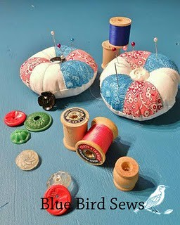 Circle Pincushion Tutorial