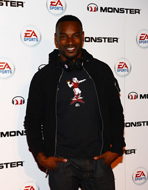 Tyson Beckford Style: EA Sports Shirt By Sportiqe