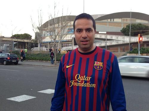 En el Palau Blaugrana