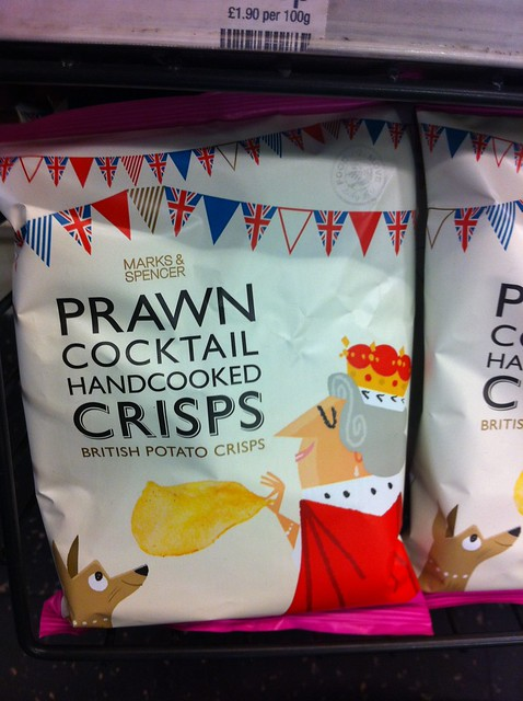 Marks & Spencers Chips